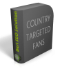 Country Targeted facebook fans