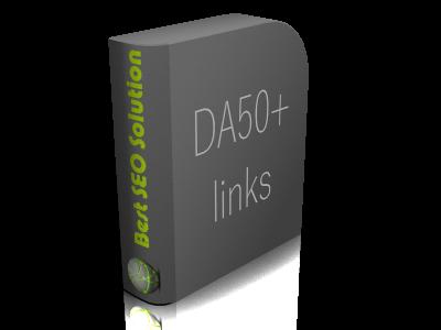 Buy high DA links